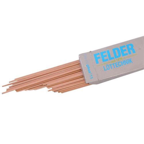 Твердый припой Felder L-Ag15P 15%AG