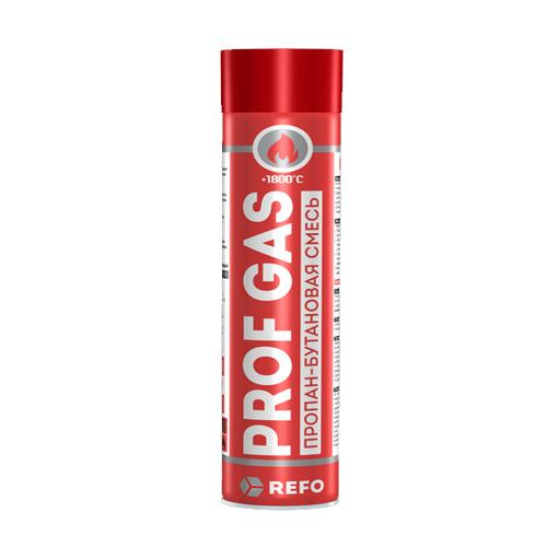 Газ для пайки PROF gas